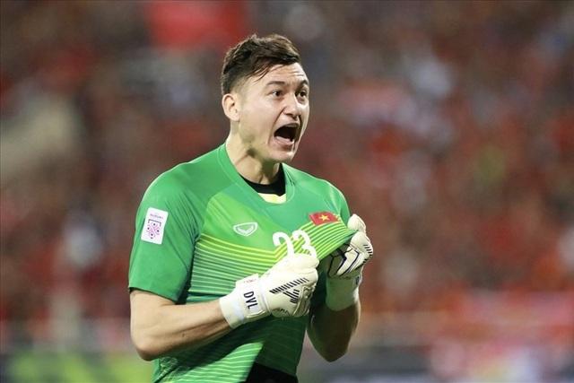 Nỗi lo về phong độ của Đặng Văn Lâm tại vòng loại World Cup - 1