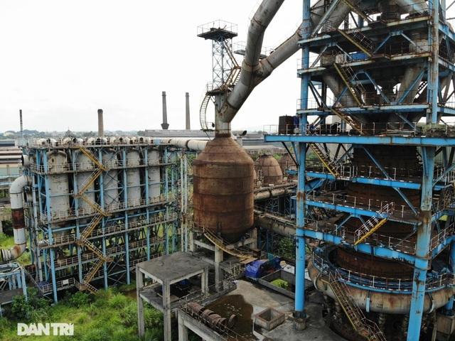 Tổng thầu Trung Quốc gây áp lực, đòi tăng tiền dự án Gang thép Thái Nguyên? - 2