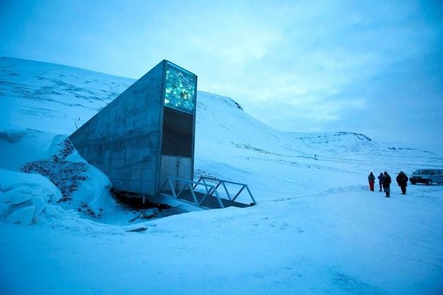 Na Uy sắp mở hầm trú ẩn ngày tận thế kiên cố hàng đầu thế giới - 1