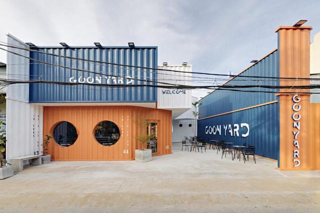 Quán cà phê container nhiều góc sống ảo ở Cần Thơ hút giới trẻ check-in - 1