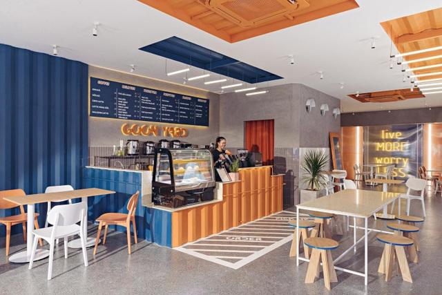 Quán cà phê container nhiều góc sống ảo ở Cần Thơ hút giới trẻ check-in - 2