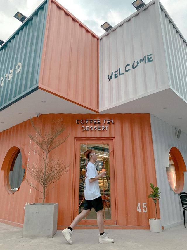 Quán cà phê container nhiều góc sống ảo ở Cần Thơ hút giới trẻ check-in - 7