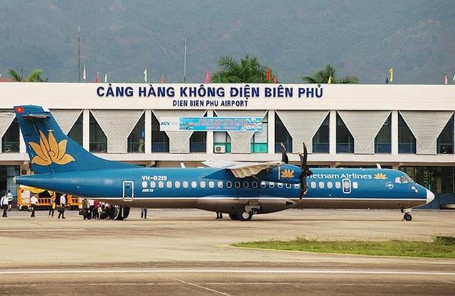 Đề xuất cơ chế đặc thù rót tiền đầu tư sân bay Điện Biên - 1
