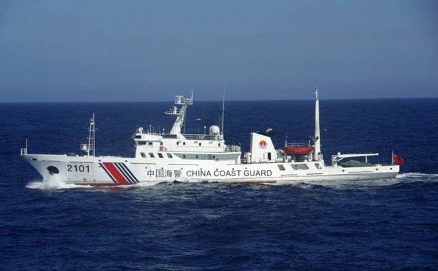 Indonesia lo ngại xung đột lan rộng vì luật hải cảnh mới của Trung Quốc - 1