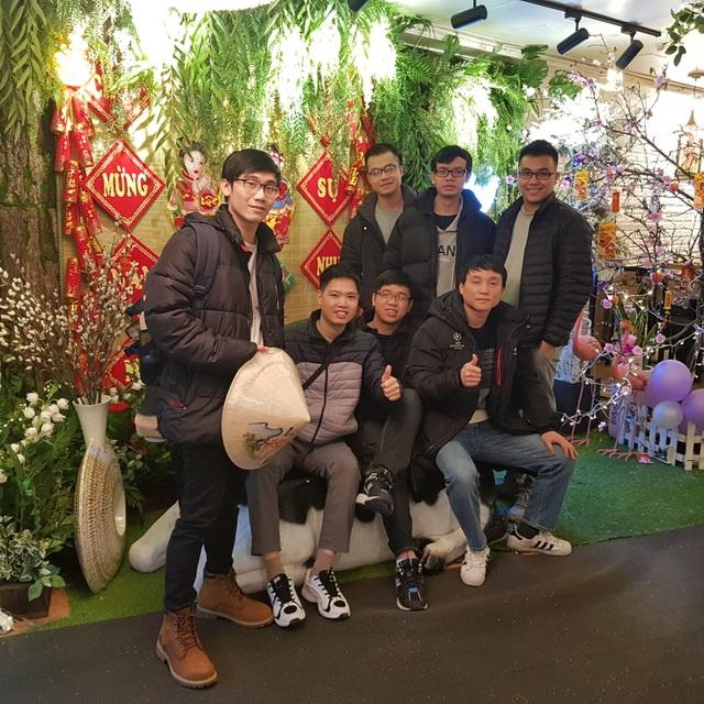Tết đặc biệt của du học sinh Việt Nam tại Hàn Quốc - 1