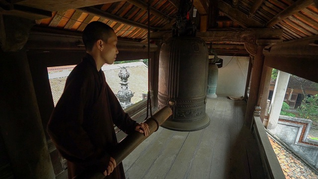 The sacred temple used to be the largest Buddhist center in the Tran Dynasty in Bac Giang - 6