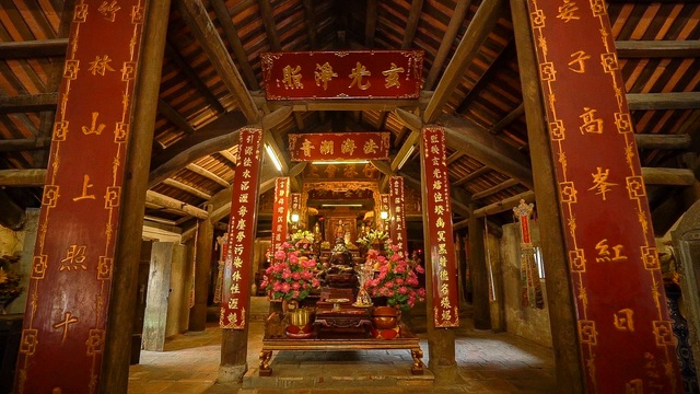 The sacred temple used to be the largest Buddhist center in the Tran dynasty in Bac Giang - 3