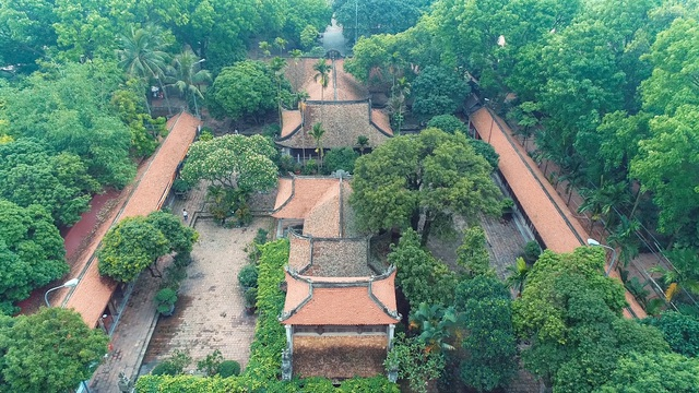 The sacred temple used to be the largest Buddhist center in the Tran Dynasty in Bac Giang - 1