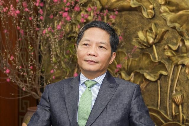 Tân Trưởng Ban Kinh tế TƯ chia sẻ về cơ hội bứt phá của kinh tế Việt Nam - 4