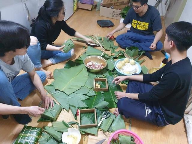 Tết đặc biệt của du học sinh Việt Nam tại Hàn Quốc - 3