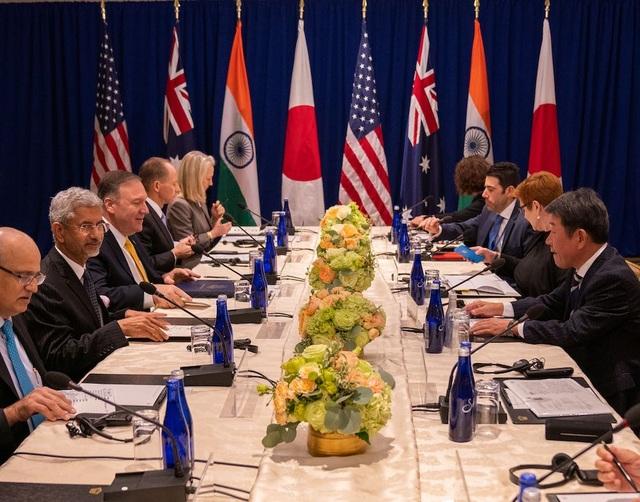 Bộ Tứ xúc tiến họp cấp cao lần đầu, gửi tín hiệu tới Trung Quốc - 1