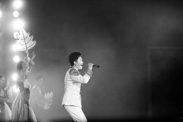 Nam Cường lần đầu kết hợp cùng Khánh Ngọc trên sân khấu - 3