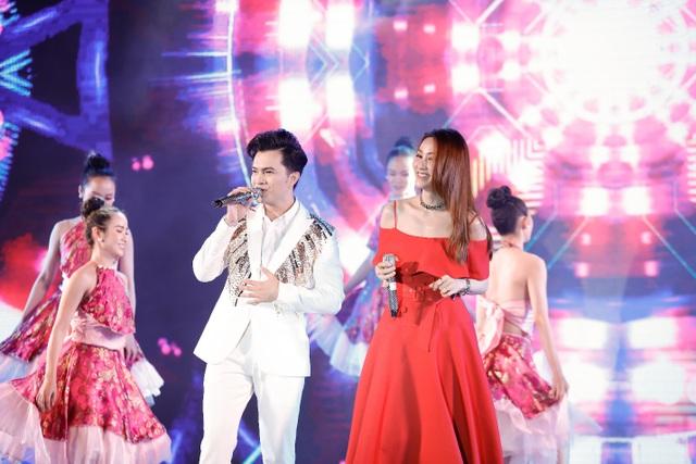 Nam Cường lần đầu kết hợp cùng Khánh Ngọc trên sân khấu - 4