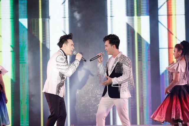 Nam Cường lần đầu kết hợp cùng Khánh Ngọc trên sân khấu - 5