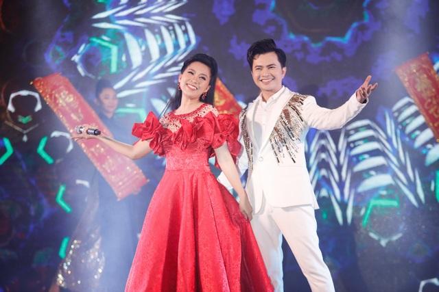 Nam Cường lần đầu kết hợp cùng Khánh Ngọc trên sân khấu - 6
