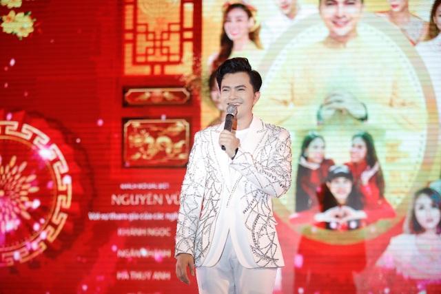 Nam Cường lần đầu kết hợp cùng Khánh Ngọc trên sân khấu - 9