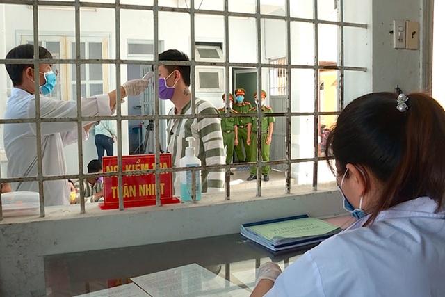 Kiểm sát phòng chống dịch bệnh Covid-19 tại các cơ sở giam giữ - 1