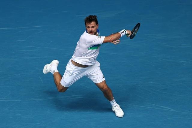 Australian Open: Đương kim vô địch Djokovic thắng dễ như đánh tập - 3