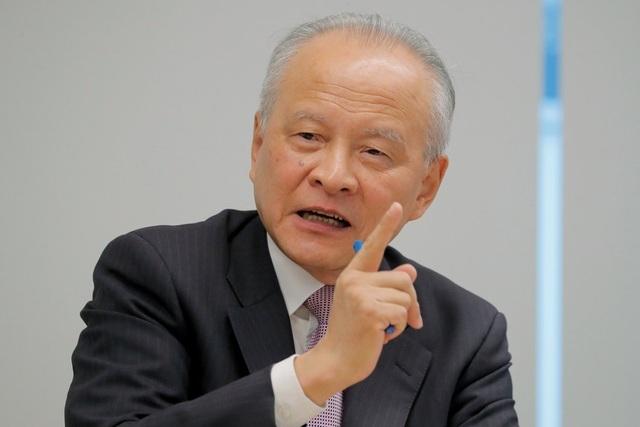 Đại sứ Trung Quốc lên tiếng gay gắt về quan hệ Mỹ - Trung - 1