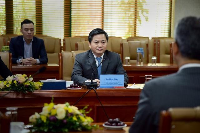 Đại sứ Đặc mệnh toàn quyền Nhật Bản thăm và làm việc tại VietinBank - 2