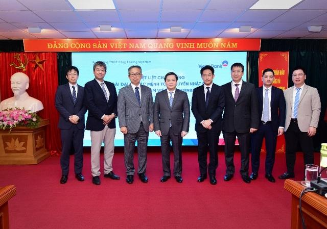 Đại sứ Đặc mệnh toàn quyền Nhật Bản thăm và làm việc tại VietinBank - 4