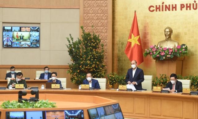 Thủ tướng: Hà Nội và TPHCM có thể giãn cách xã hội một số khu vực - 1