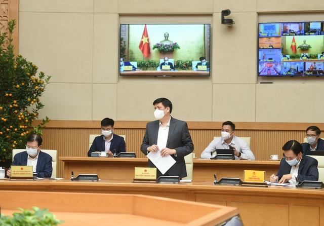 Thủ tướng: Hà Nội và TPHCM có thể giãn cách xã hội một số khu vực - 2