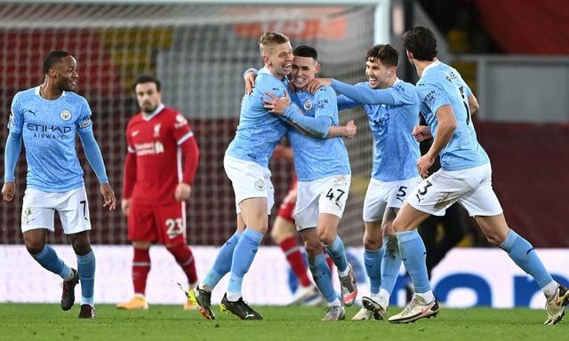 Man City hủy diệt Liverpool: Ai cản nổi Cuồng phong xanh? - 2