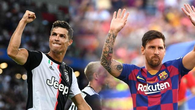 Vượt qua C.Ronaldo, Messi nhận giải Cầu thủ xuất sắc nhất thập kỷ - 1