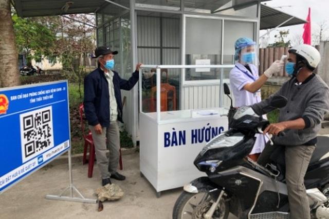 Thừa Thiên Huế cách ly 21 ngày công dân đến từ các điểm dịch ở TPHCM - 1
