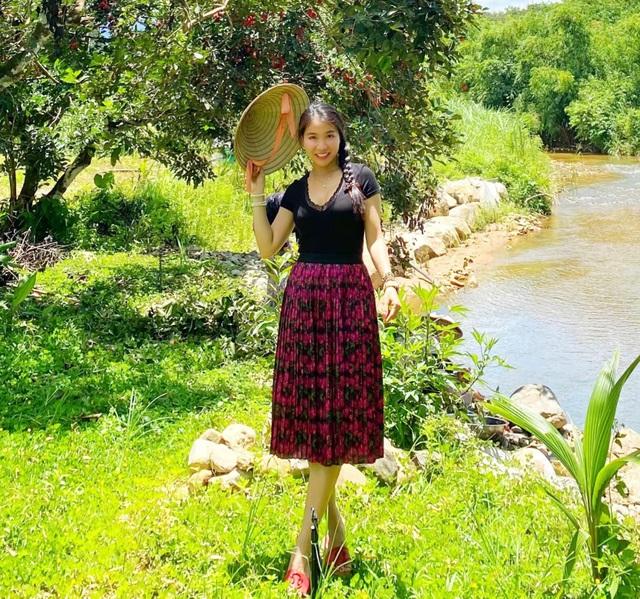 Trang trại rộng 1,5 ha, tràn ngập rau trái sạch của nữ giảng viên ở Sài Gòn - 10