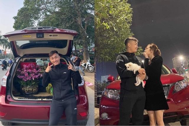 Quang Hải, Bùi Tiến Dũng rộn ràng đón Tết - 7