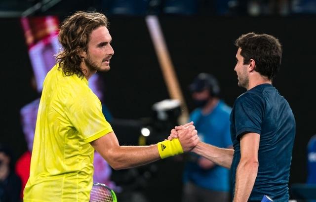 Australian Open: Bất chấp chấn thương, Nadal vẫn thắng nhanh gọn - 3