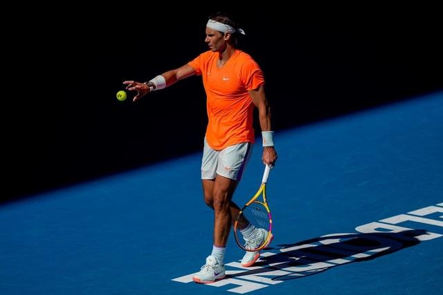 Australian Open: Bất chấp chấn thương, Nadal vẫn thắng nhanh gọn - 2