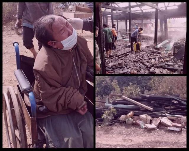 Mối tình bất ngờ của người đàn ông dân tộc Mông khóc ngất bên đống tro tàn - 3