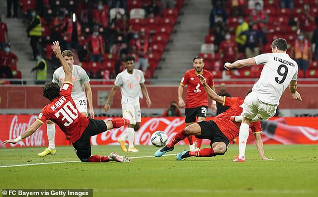 Lewandowski lập cú đúp, Bayern Munich vào chung kết FIFA Club World Cup - 2