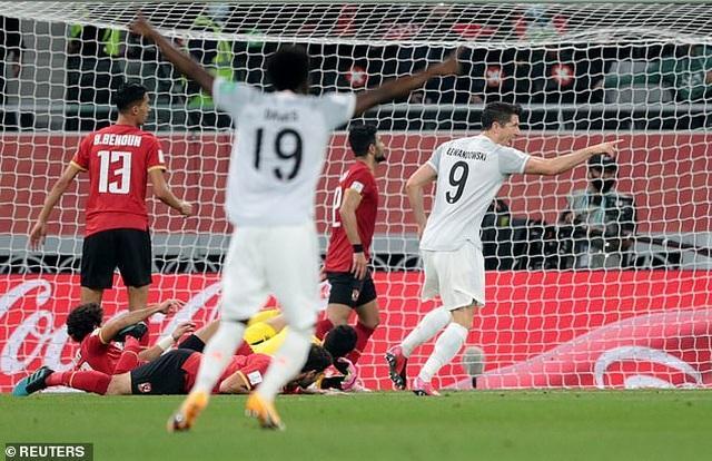 Lewandowski lập cú đúp, Bayern Munich vào chung kết FIFA Club World Cup - 3