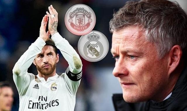 Real Madrid buông tay, Man Utd gây sốc với Sergio Ramos - 2