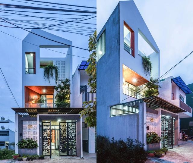 Ngôi nhà nhỏ mà có võ anh trai xây tặng em gái ở Đà Nẵng - 1