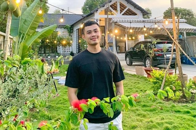 Nhà vườn tuyệt đẹp của chàng trai 25 tuổi bỏ phố, về quê - 1