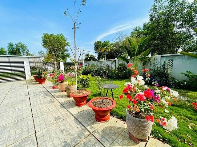 Nhà vườn tuyệt đẹp của chàng trai 25 tuổi bỏ phố, về quê - 10