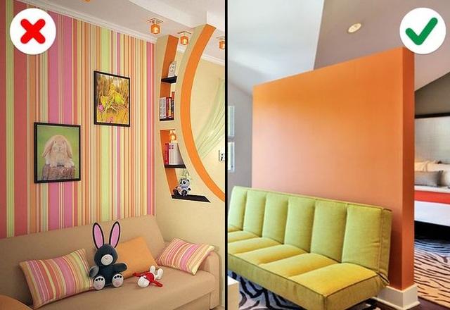 Sai lầm chọn màu sắc khiến căn nhà lộn xộn, xấu xí nhiều người mắc - 2