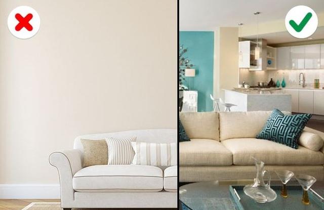 Sai lầm chọn màu sắc khiến căn nhà lộn xộn, xấu xí nhiều người mắc - 3