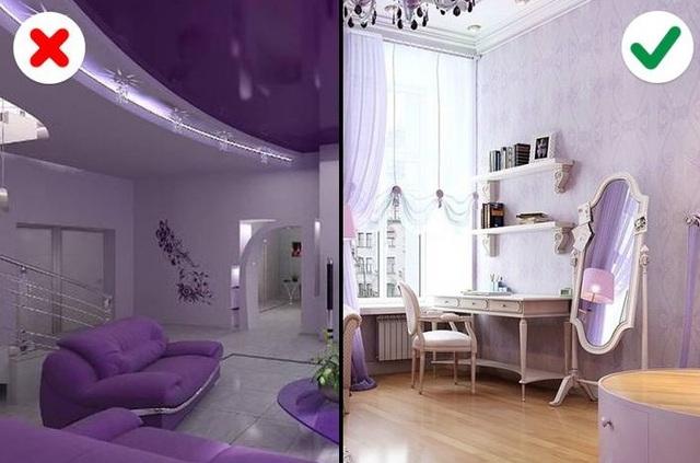 Sai lầm chọn màu sắc khiến căn nhà lộn xộn, xấu xí nhiều người mắc - 7