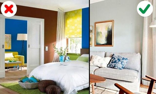 Sai lầm chọn màu sắc khiến căn nhà lộn xộn, xấu xí nhiều người mắc - 8
