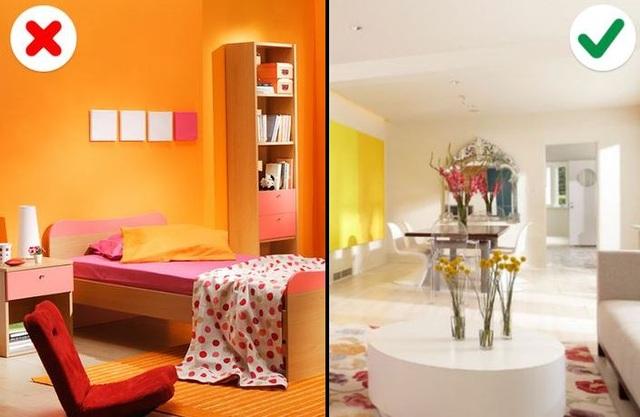 Sai lầm chọn màu sắc khiến căn nhà lộn xộn, xấu xí nhiều người mắc - 9