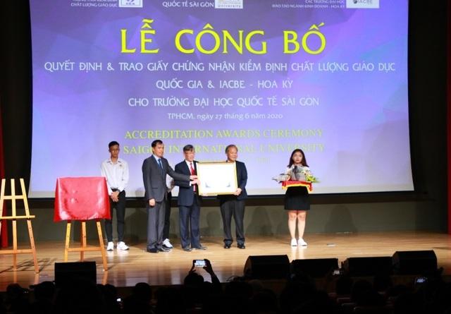 Đại học Quốc tế Sài Gòn - Những dấu ấn nổi bật năm 2020 - 2