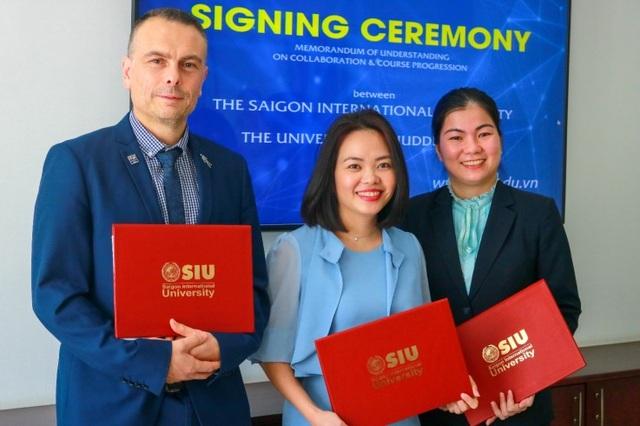 Đại học Quốc tế Sài Gòn - Những dấu ấn nổi bật năm 2020 - 4