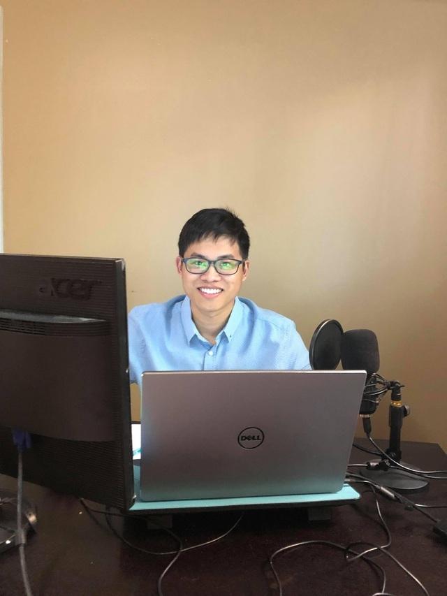 Hai sinh viên Việt ghi dấu ấn quốc tế năm 2020 - 2