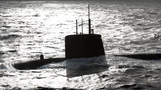 Tàu ngầm hạt nhân Pháp bất ngờ tuần tra Biển Đông - 1